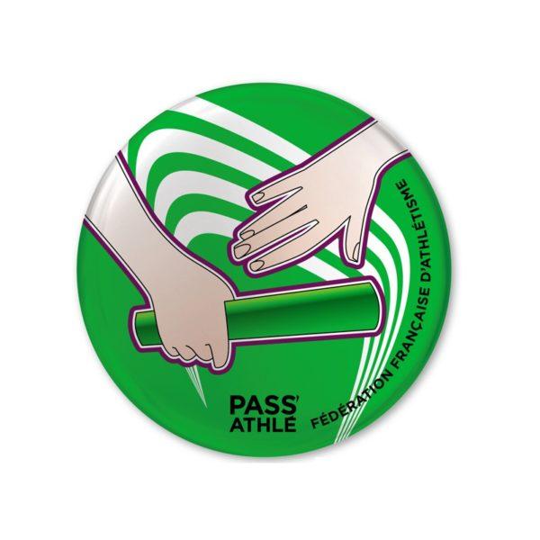 Badge Témoin Vert